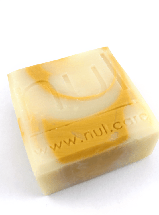 Viktor - nul soap bar - zero-waste handmade vegan soap bar with essential oils