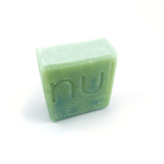 Rosemary Mint - nul soap bar - rosemary and mint natural soap