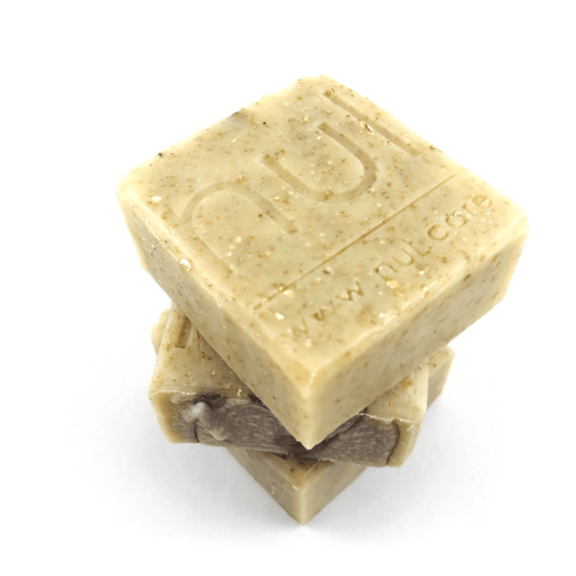 Oat - nul soap bar - oat, cinnamon and ylang ylang natural soap