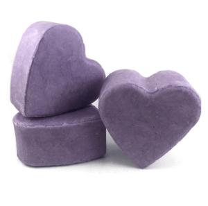 Lavender - nul shampoo bar - lavender, may chang and tea tree natural shampoo