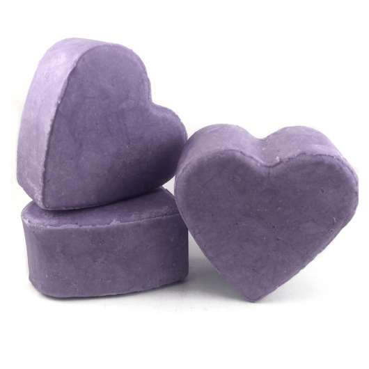 Lavender - nul shampoo bar - lavender, may chang and tea tree natural shampoo