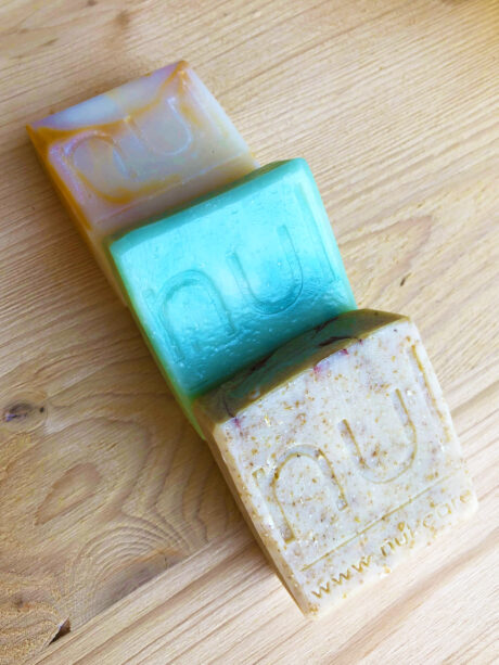 nul soap bar - natural soap bars made in switzerland with vegan oils
